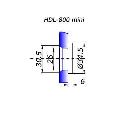 HDL-800 mini, фото 2
