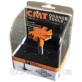 Фрези для вирівнювання поверхні слябів CMT 52х6,5х83,5х12 Z6, фото 2
