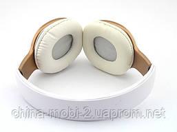 JBL P951 Headset копия, bluetooth наушники с FM MP3, белые, фото 3