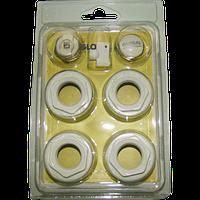"""Комплект радіаторний Global 1/2"""" (900-2000) Італія"""