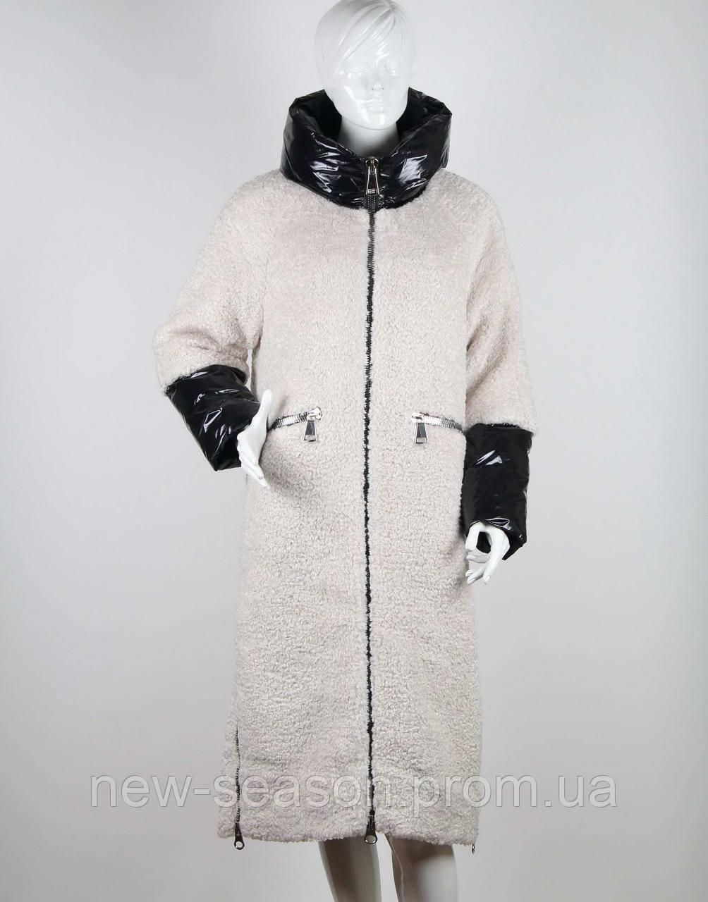 Пальто на натуральном пуху Chiago JF9669