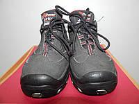 Мужские рабочие демисезонные кроссовки UPower р.38 кожа 013BRM