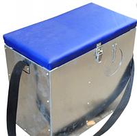 Ящик оцинкованный для зимней рыбалки Зингер