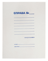 """Папка - швидкозшивач """"СПРАВА"""", JOBMAX, А4, картон 0,3 мм"""