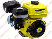 Двигатель бензиновый Sadko GE-200PRO с фильтром в масляной ванне и шлицевым валом