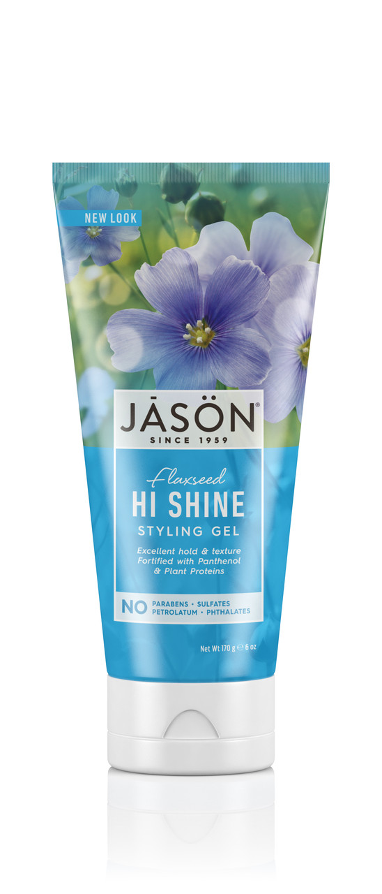 Гель для укладки, Jason Natural, 170 грамм