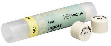 Таблетки из дисиликата лития IPS e.max Press НО (высокой опаковости),  5 шт.