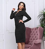 Женские платья миди ангора до 54 размера все цвета