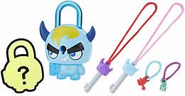 Набор Hasbro Lock Stars Замочки с секретом: BLUE HORNED MONSTER (E3103_E3172)