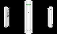 Бездротовий датчик розбиття скла Ajax GlassProtect white