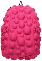 Рюкзак MadPax Bubble Full цвет розовый неон
