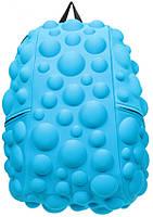 Рюкзак MadPax Bubble Full цвет голубой неон