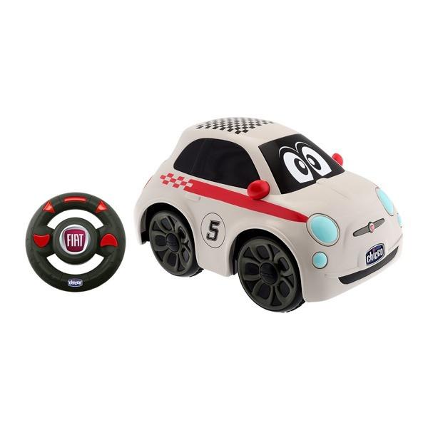 Машинка Fiat с дистанционным управлением 35342 Chicco