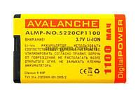 Аккумулятор Avalanche P Nokia BL-5CT (5220, 1100mAh)