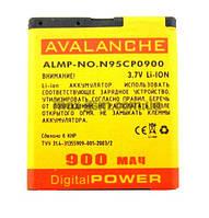 Аккумулятор Avalanche P Nokia BL-5F (N95, 950mAh)