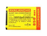 Аккумулятор Avalanche P Samsung X200 (850mAh)