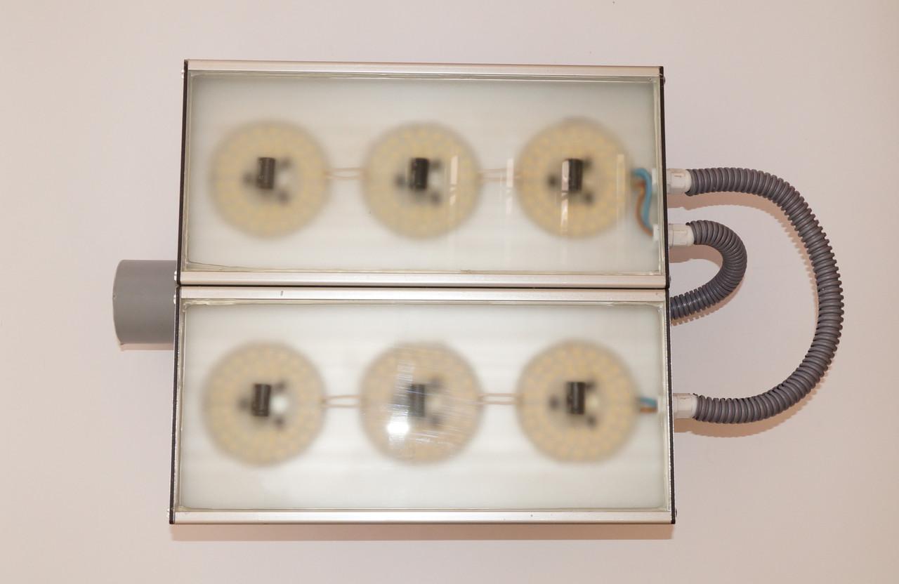 Светильник светодиодный ДКУ10С-150-001
