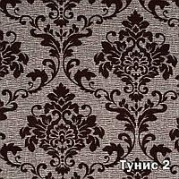 Мебельная ткань Тунис 2 (флок на ткани производства Мебтекс)