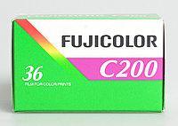 Фотопленка Fuji Color 200 135/36 пленка цветная