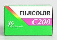 Фотопленка FujiColor 200 135/36 пленка цветная