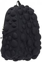 Рюкзак MadPax Bubble Full цвет черный неон