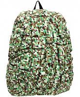 Рюкзак MadPax Blok Full цвет Digital Green (зеленый майнкрафт)