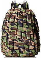 Рюкзак MadPax Blok Full цвет камуфляж зеленый