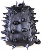 Рюкзак MadPax Rex Full цвет черно-синий металлик