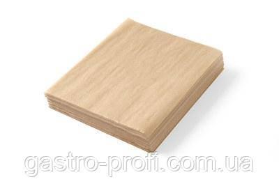 Пергаментная бумага для подачи блюд уп. 500 шт. 250*350 мм Hendi 678114