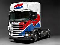 Лобовое стекло Scania R series 4, триплекс