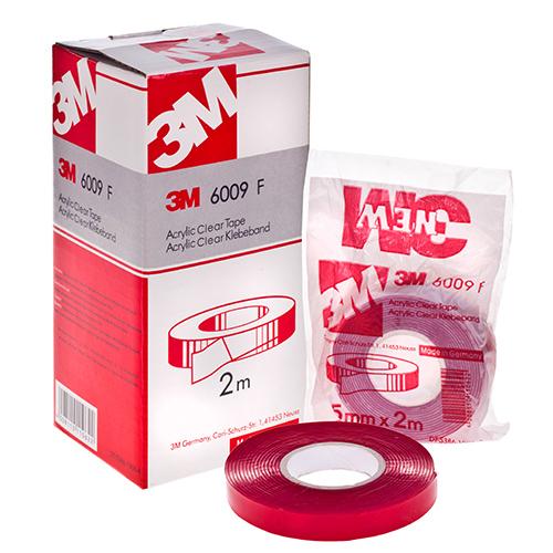Скотч двухсторонний 3M Automotive Acrylic Foam Tape длина 2м 6008F 30