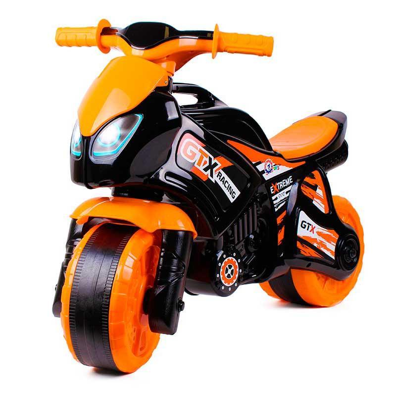 Мотоцикл ТехноК 5767 (черный)