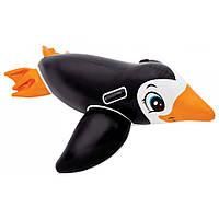 Пингвин Чика 56558, выполнен из высококачественного ПВХ, доставьте радость своему ребёнку, 151*66см, с 3х лет