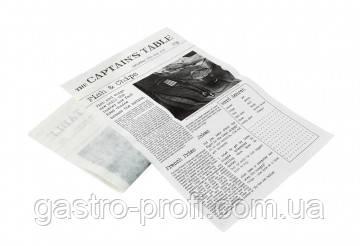 Пергаментная бумага для подачи блюд уп. 500 шт. 420*270 мм Stalgast 319010