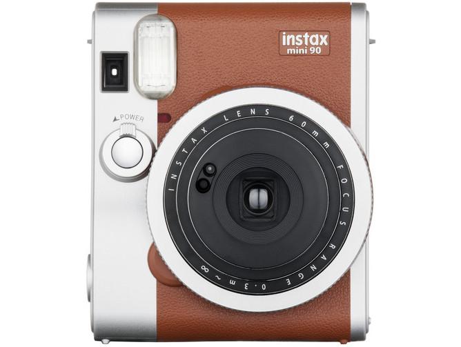 Камера моментальной печати INSTAX MINI 90 NEO CLASSIC BROWN