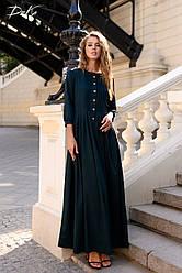 Платье в пол в расцветках  04с527
