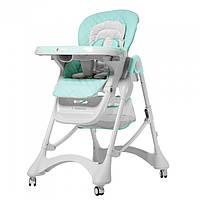 Детский стульчик для кормления CARRELLO Caramel CRL-9501/3 Sky Blue
