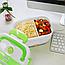 Ланч бокс с подогревом от сети 220V Electric lunch box Контейнер Для Еды еда ТОП ПРОДАЖ!, фото 7