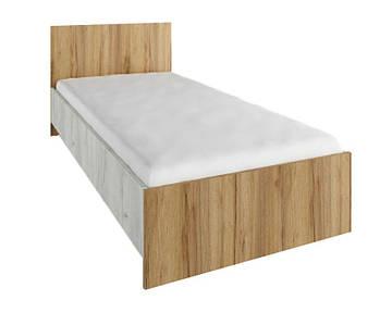 Кровать односпальная Крафт