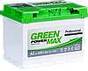 Аккумулятор 62 E(1) GREEN POWER Max (L2) 600