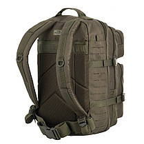 M-Tac рюкзак Large Assault Pack Laser Cut Olive, фото 3