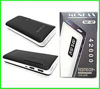 Power Bank с Дисплеем на 42000mAh Портативный Аккумулятор Повер Банк, фото 1