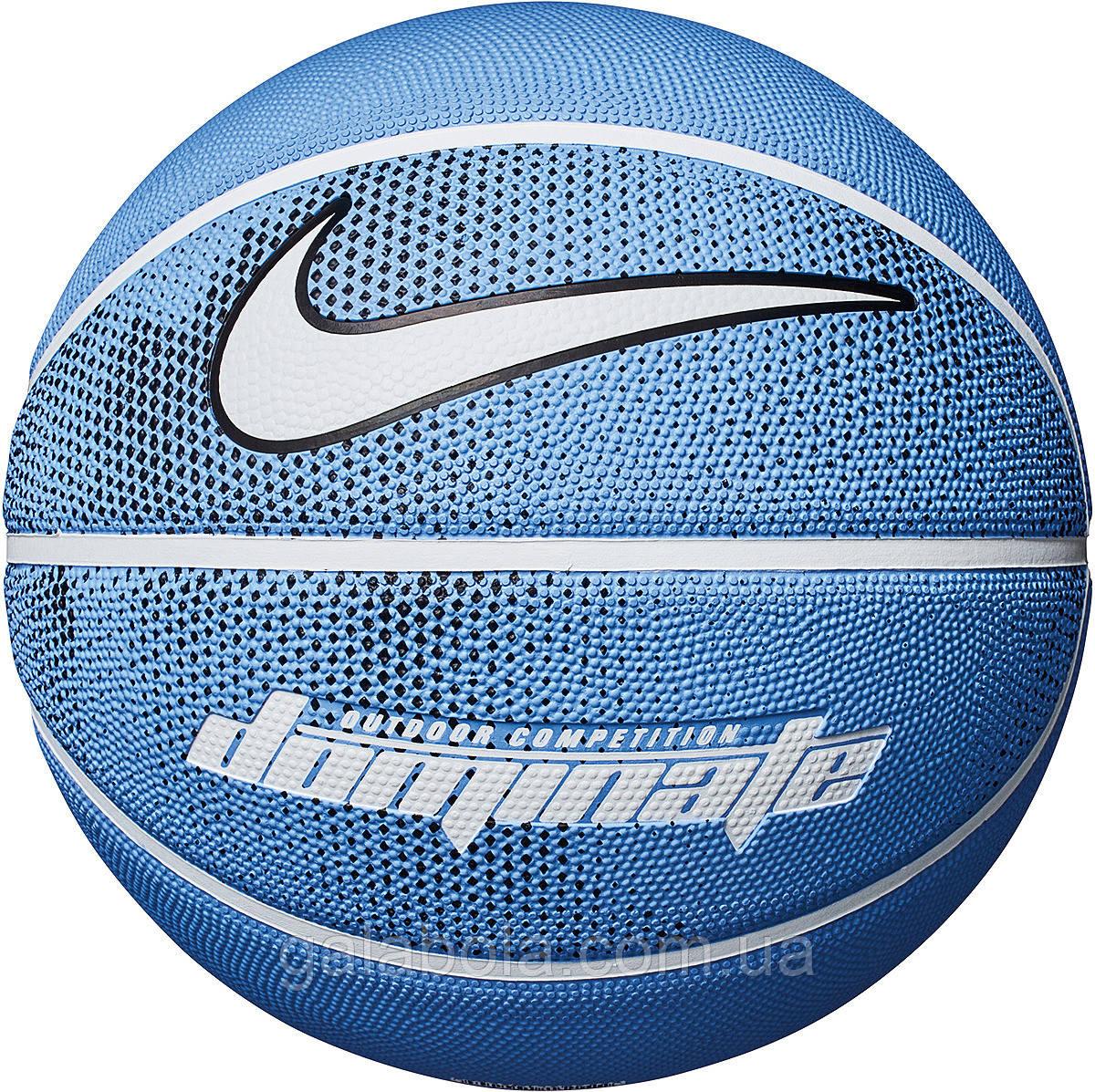 Мяч баскетбольный NIKE DOMINATE N.KI.00.954.07 (размер 7)