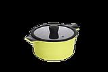 Zitrone Кастрюля 4.2 л 24x12 см Ringel RG-2108-24/1, фото 4