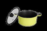 Zitrone Кастрюля 4.2 л 24x12 см Ringel RG-2108-24/1, фото 6