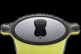 Zitrone Кастрюля 4.2 л 24x12 см Ringel RG-2108-24/1, фото 7