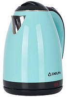 Электрический чайник Delfa DK 3500 Х turquoise