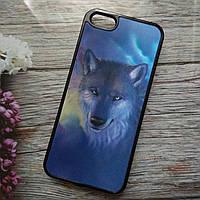 Чехлы для Iphone 5/5s с рисунком Волк