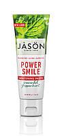 Зубная паста отбеливающая без фтора Powersmile, Jason, фото 1