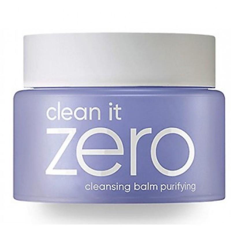Очищающий успокаивающий бальзам для лица Banila Co Clean it Zero Purifying